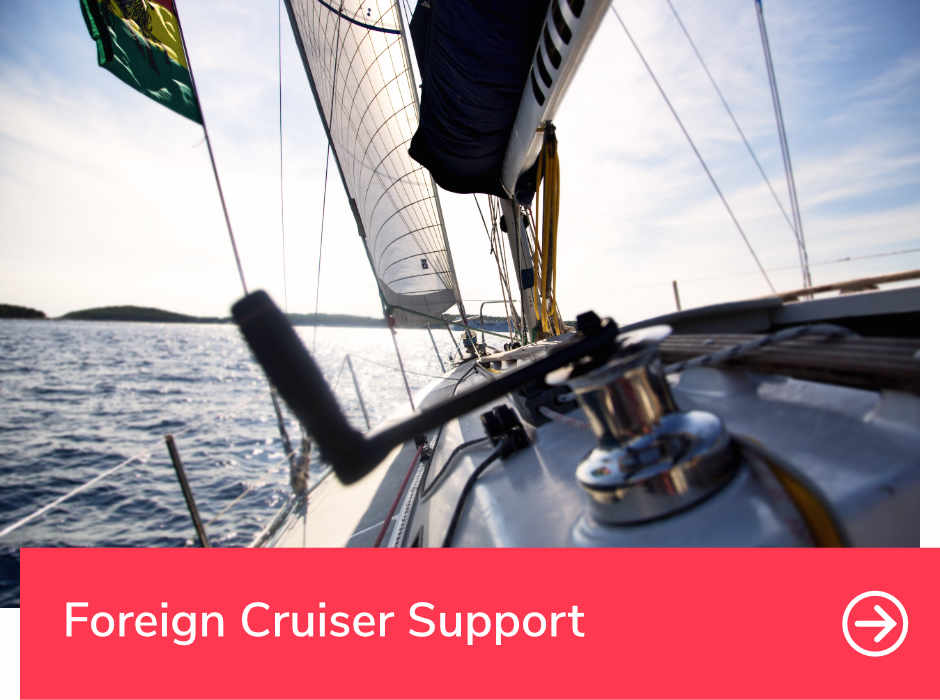 Foreign Cruiser Support