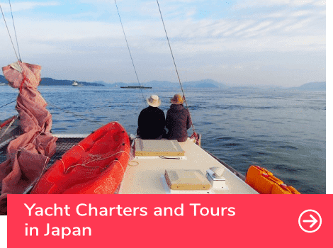 Yacht Charters and Tours in Japan