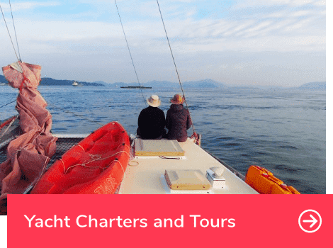 Yacht Charters and Tours